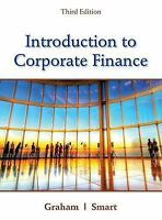 Introduction to Corporate Finance: What Companies Do (with CourseMate, 1 term (6