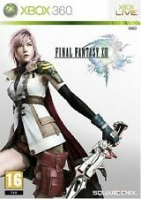 FINAL FANTASY XIII           SUR     X-BOX 360