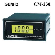 SUNHO CM-230 Conductivity Meter Conductivity Tester Pure water meter monitor
