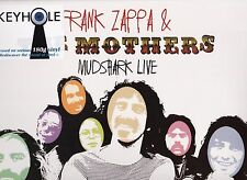FRANK ZAPPA & THE MOTHERS MUDSHARK LIVE MONTREAL CANADA JULY 5 1971 LP UK IMPORT
