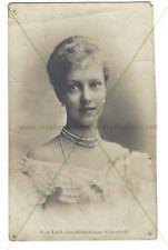 "Old PC Granddaughter Sissi ""Erzsi"" Archduchess Elisabeth of Austria"