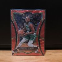 2019-20 Kemba Walker Panini Select Premier Red Wave Prizm Holo T Mall Exclusive