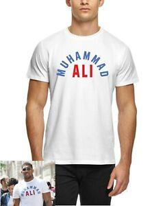 Muhammad Ali AJ Inspired T-shirt Boxing Legend T Shirt Men's Gym Training Tee