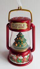Hallmark Keepsake Santa Signal Magic LIght & Sound 2013 Boxed Ornament MIB