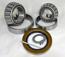 K3-210 5200-7k lb.Trailer Bearing Kit 25580/20 14125A/14276 Bearings 10-10 Seal