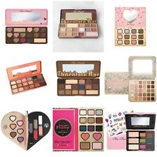 Too&Faced Sweet Peach / Bon Bons/Semi Sweet Eyeshadow /  Valentine's Day gifts