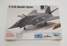 Sealed F-117A Stealth Fighter 1/72 Sealed Model Kit R9995