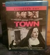 The Town (Blu-ray/DVD, 2010 Extended/Theatrical)