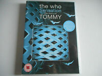 DVD - THE WHO SENSATION / THE STORY OF TOMMY