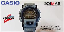 Vintage Casio G-Shock DW-003 QW.1597,WR.200 .illuminator, Year 1997