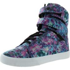 Supra Womens Society II Fashion Lifestyle High Top Sneakers Shoes BHFO 0543