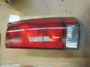 1996 - 1999 GMC Savana 1500 Right Passenger Tail Light
