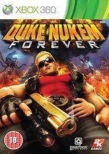 Duke Nukem Forever Microsoft Xbox 360 PAL Brand New
