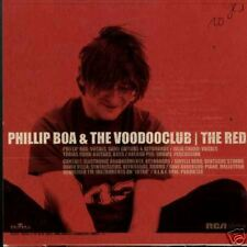 PHILLIP BOA & THE VOODOOCLUB - THE RED  (CD NEW)