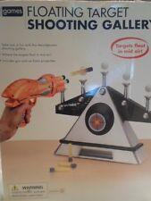 Floating Target Shooting Gallery Aero-dynamic Gun Six Foam Projectiles Toy