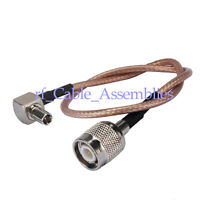 UMTS Antenna Pigtail Cable RG316 TNC male to TS9 15cm for 4G LTE Wireless Router