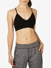 Sweaty Betty Namaste YOGA Corpiño Negro XS BNWT