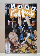 JUNK CULTURE #2 of 2 1997 Vertigo 9.0 VF/NM Uncertified TED MCKEEVER