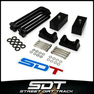 """3"""" Front 2"""" Rear Lift Kit FOR 86-98 Toyota IFS Pickup T100 4X2 Spring Over Axle"""