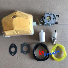 Carburetor Air Filter Husqvarna 55 51 50 Chainsaw 503281504 Walbro WT-170-1 WA82