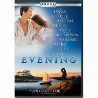 Evening On DVD With Claire Danes Drama Disc Only D69