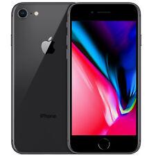 APPLE iPHONE 8 64GB RICONDIZIONATO GRADO A SPACE GREY ORIGINALE RIGENERATO USATO