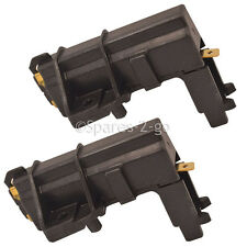 2 x WHIRLPOOL Genuine Washing Machine Motor Carbon Brush C00296122 L94MF7