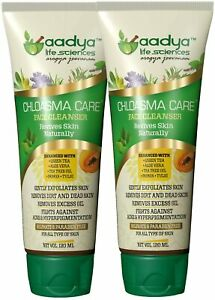 Aadya Life Sciences LLP Chloasma Care Face Wash, 120 ml (Pack of 2)