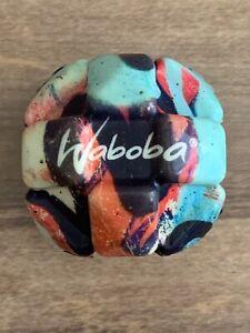 Waboba Street Ball Bouncing Crazy Spinning Orange/Green
