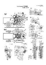 Porsche Traktor, patentierte Technik auf 455 Seiten