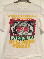Vintage De La Hoya vs Ruelas Boxing T-Shirt Size Large