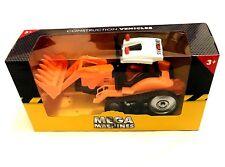 20cm Mega Machine Backhoe Loader Digger Construction Truck+3 Asst Toy