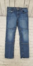 Tommy Hilfiger Girls Jeans Medium Wash Skinny Leg Denim Youth Size 16