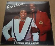 THOMAS AND TAYLOR - Freedom - Thom/Tay Records T/T 1029 SEALED
