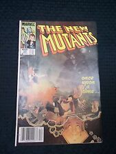 1984 Mavel No. 22 The New Mutants Once Opon a Time