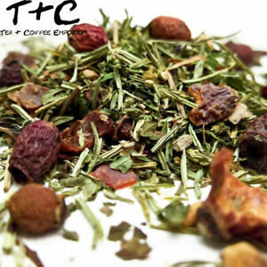 Heart - Functional Tea - Specially Selected Blend of Dried Herbs (25g-1kg)