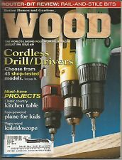 Wood Magazine   Better Homes And Gardens   August 1996   Issue No. 89