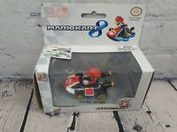 New Mario Kart 8 Pull & Speed Kart Racer Nintendo Pull Back Action Mario 1:43