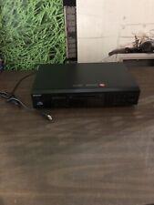 Sony Mds-Je480 Minidisc Deck (No Rem0Te) Missing Knob