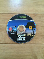 Grand Theft Auto III (GTA 3) for Microsoft Xbox *Disc Only*