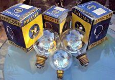 trois ampoule lampe de projection épiscope philips 220 volts 1000 et 500 watt