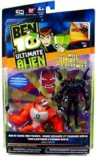 Ben 10 ultimate alien Cartoon 10 cm SIXSIX & Rath 2 Toy Figure Gift Pack Set RARE