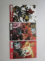 Uncanny X-Men 15 Marvel Inhumanity Kitty Pryde AIM DrStrange Emma Frost Magik VF