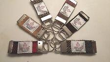 Harris Tweed key fobs key rings