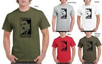 I HAVE A DREAM T-Shirt - L Martin Luther King Jr Civil Rights Protest MLK