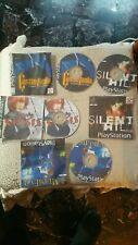 Silent hill ps1 più Altri Giochi