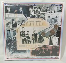 The Beatles Anthology I 500 Piece Jigsaw Puzzle In Sealed Box