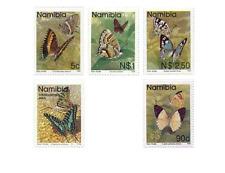 BRC0033 Butterflies 5 stamps