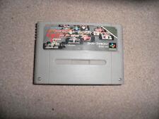 Nintendo SNES NTSC-J (Japan) Golf Video Games