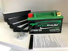 Batteria litio ELECTHIUM HJTX14H-FP-S KAWASAKI W 650